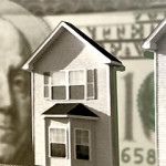 Property Tax Bill with Dollar