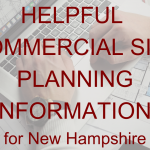 Helpful Commercial Site Planning Information for New Hampshire