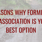 Creating a Private Road Maintenance Agreement? Reasons Why Forming an Association is Your Best Option